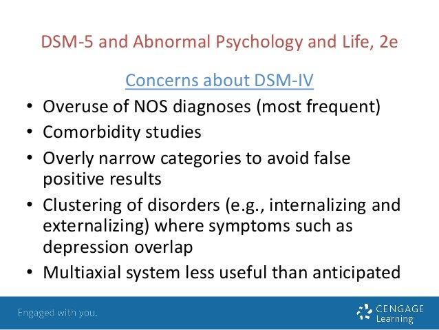 dsm 5 multiaxial diagnosis example