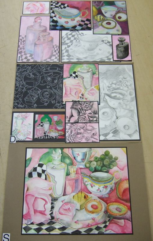 advanced higher art statement of intent example
