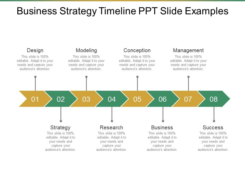 project management timeline it example