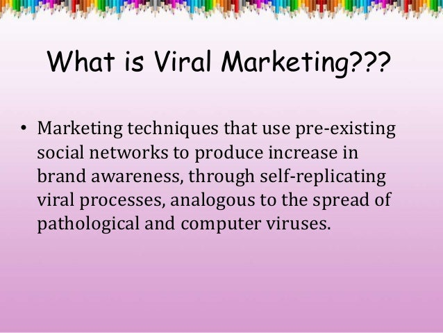 viral marketing is an example of social advertising