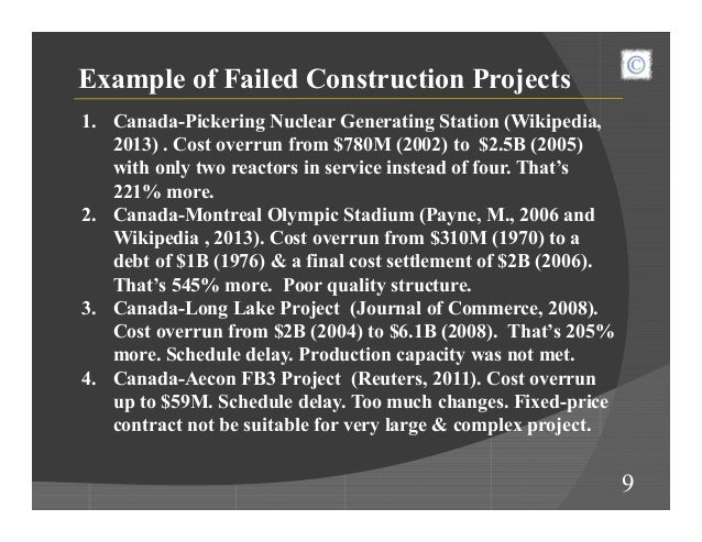 preliminary project requirements business case example