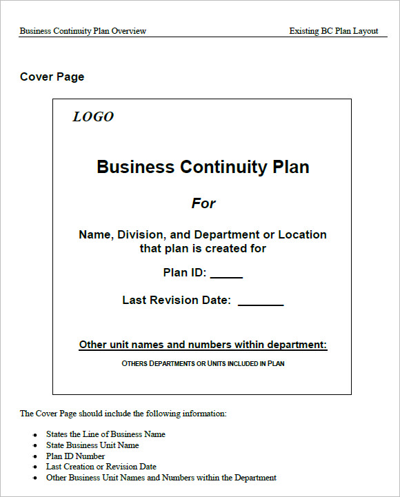 example of sample business plan outline